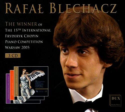 Blechacz Winner of Chopin Comp.