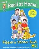 Read at Home: Kipper's Sticker Book L2