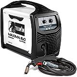 Telwin - Poste de soudage inverter à fil MIG-MAG/FLUX/BRAZING 1,2-2,6 kW 44V - MAXIMA 160 SYNERGIC 230V