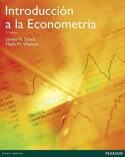 Introducción a la econometría por James W. Stock