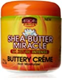 African Pride Shea Butter Miracle Crème Hair Moisturizer 170 g