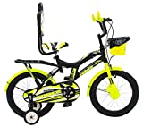 MAD MAXX BIKES Steel Kid's 16T BMX Road Cycle for 4 to 6