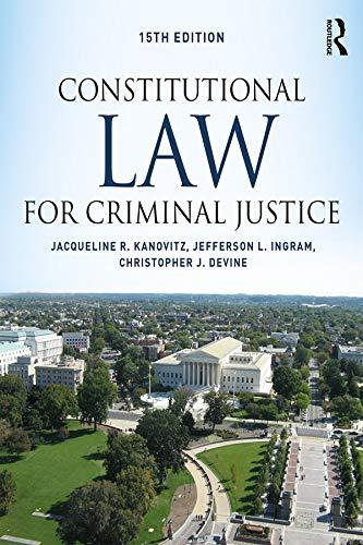 Utorrent Para Descargar Constitutional Law for Criminal Justice Infantiles PDF