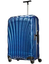 Samsonite valise - Cosmolite - Spinner 75 cm Bleu
