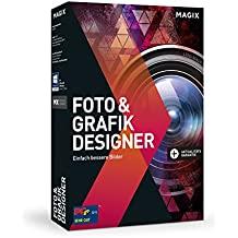 MAGIX Foto & Grafik Designer – Version 12 – Die Grafiksoftware für Fotos, Grafiken und Illustrationen