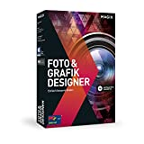 Magix Photo und Graphic Designer | Version 15 | Grafikdesign | Bildbearbeitung und Illustrationen in einer Software Bild
