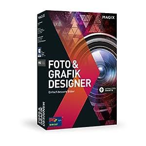 Magix Photo und Graphic Designer   Version 15   Grafikdesign   Bildbearbeitung und Illustrationen in einer Software