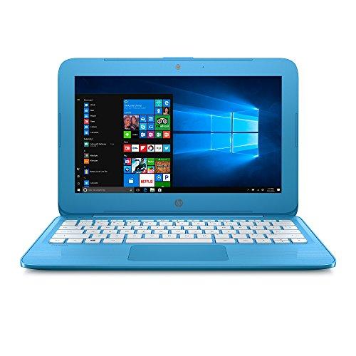 HP Stream 11-y010nr Celeron 11.6 inch SVAeMMC Blue