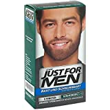 JUST FOR MEN Pflege-Brush-In-Color-Gel schwarzbraun, 28.4 ml