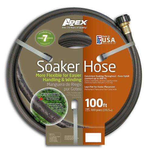 TEKNOR-APEX COMPANY - Soaker Hose, Vinyl, 100-Ft.