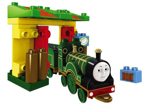 Mega Bloks Emily On the Go Buildable Playset Thomas