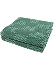 Oztrail - Suelo para camping 2.5 x 5m, antideslizante, resistente al moho, EMX-05-D Annex Matting, Protector de suelo, colchoneta camping