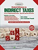 #8: Students' Referencer on Indirect Taxes: Padhuka CA Final