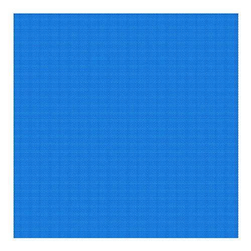 Wiltec Pool Solarfolie 4x6m blau Poolabdeckung Solarplane Poolheizung