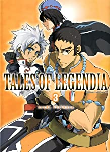 Tales of Legendia Edition simple Tome 3