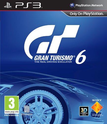 Gran Turismo 6 Standard Edition (PS3)