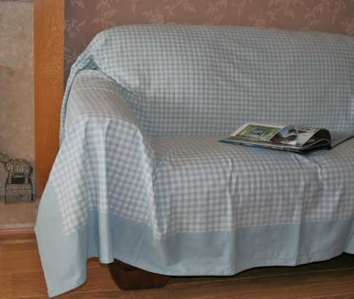 Homescapes handgewobene Tagesdecke Sofaüberwurf Plaid