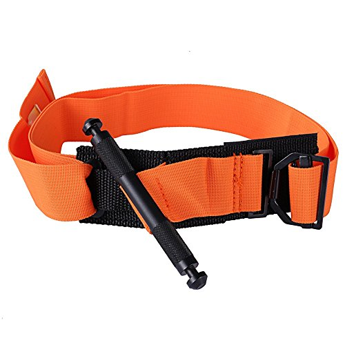 tracffy-1pc-outdoor-portable-first-aid-quick-slow-release-buckle-medical-tactical-emergency-tourniqu