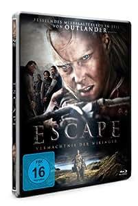 Escape - Vermächtnis der Wikinger [Steelbook] [Blu-ray]