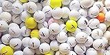 100 GOLF BALLS MIX TITLEIST, CALLAWAY, SRIXON, TAYLORMADE, NIKE, WILSON, PINNACLE, DUNLOP, (Pearl & A)