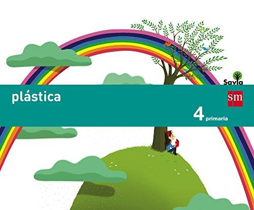 Plástica, 4 Primaria, Savia por From Fundación Santa María-Ediciones Sm