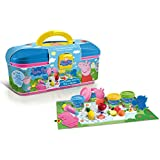 Peppa Pig Dough Activity Picnic Case - Plastilina Peppa Pig (PEPP004)