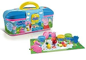 Canal Toys - CT01204  - Pâte à Modeler - Peppa Pig - la Mallette Pique Nique