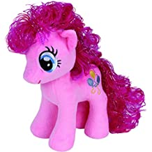 Peluche PINKIE PIE 18cm da MY LITTLE PONY Mio Mini Pony UFFICIALE Ty