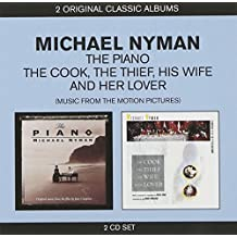 The Piano: Music From The Motion Picture / The Cook, The Thief, His Wife And Her Lover: Music From The Motion Picture