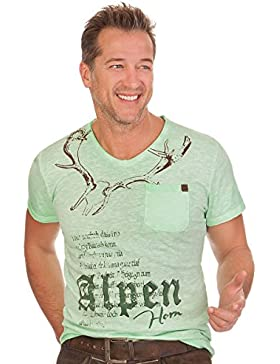 Trachten Herren Shirt - DENNIS -