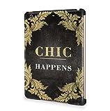 Die besten Vogue-Fall für Mini Ipads - Chic Happens Apple iPad Mini 4 SnapOn Hard Bewertungen
