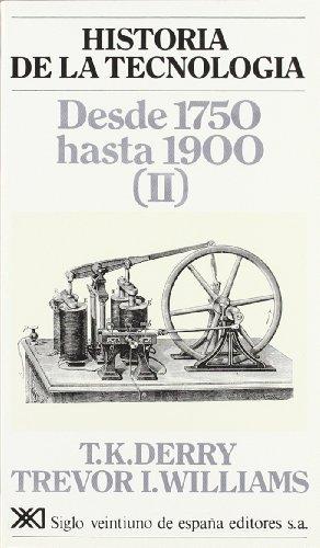 Desde 1750 hasta 1900 (II)
