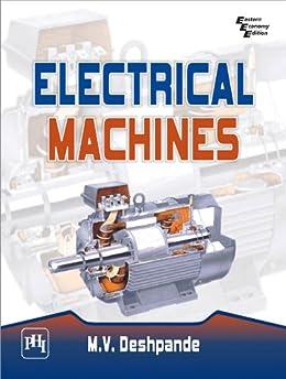 Electrical Machines by [Deshpande, M.V.]