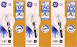 Best General Electric Light Bulbs - 3 x GE (General Electric) 28W-30W (=35W-40W) SES Review