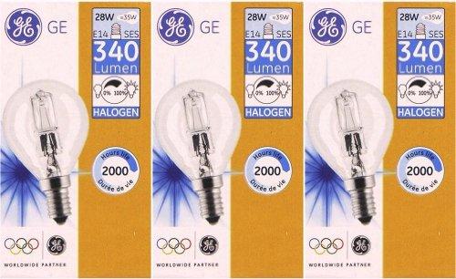 3-x-ge-general-electric-28w-30w-35w-40w-ses-e14-halogen-eco-classic-mini-globes-clear-round-energy-s