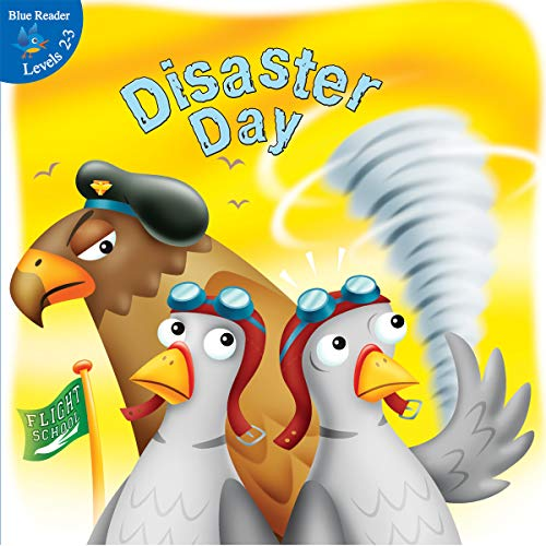 Disaster Day (Little Birdie Books) (English Edition)