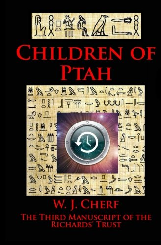 Children of Ptah. Cover Image