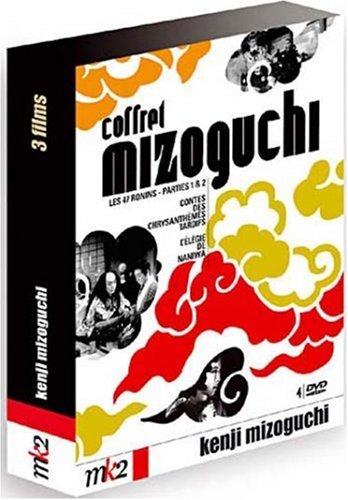 Preisvergleich Produktbild Coffret mizoguchi : les 47 ronins ; contes des chrysanthèmes ; l'élégie de naniwa [FR Import]