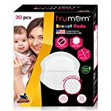 Trumom (USA) Premium SUPER ABSORBENT Anti-Bacterial HoneyComb Disposable Nursing Breast Pads with Patented