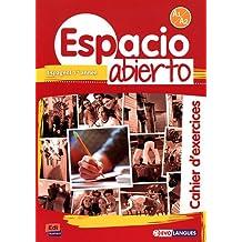 Espacio Abierto Niveau 1 Cahier d'exercices