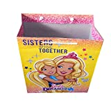 ThemeHouseParty Barbie Theme Party Paper BAGES for Gifting (Big Size)/Birthday Party Decoration/Goodie Bag