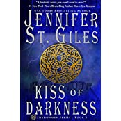 Kiss of Darkness (The Shadowmen Book 3) (English Edition)