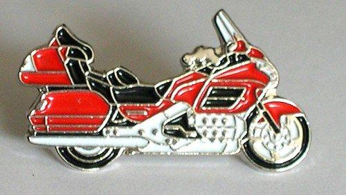 Broche en métal émaillé pour Honda Goldwing BMW Tourer vélo