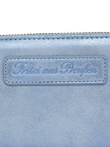 Fritzi aus Preußen Nicole Sidney Portafogli 18 cm Blue (Blue)