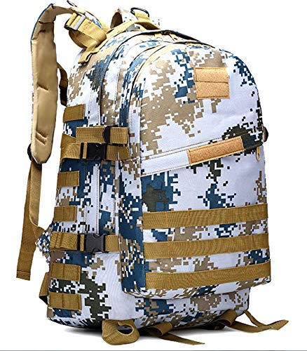 a0f016aec horeen 40L Sport Outdoor Military Backpack Zaino tattico Molle Rucksack  Camping Hiking Trekking Caccia Bug out