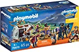 Playmobil - THE MOVIE Charlie con Carro Prisión 70073
