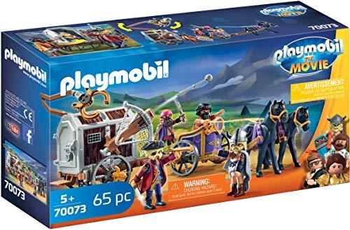 Playmobil - THE MOVIE Charlie Carro Prisión