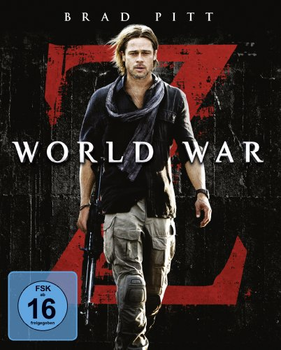 Bild von World War Z 3D Superset (+ Blu-ray + DVD / limitiert und exklusiv bei Amazon.de) [Limited Edition]