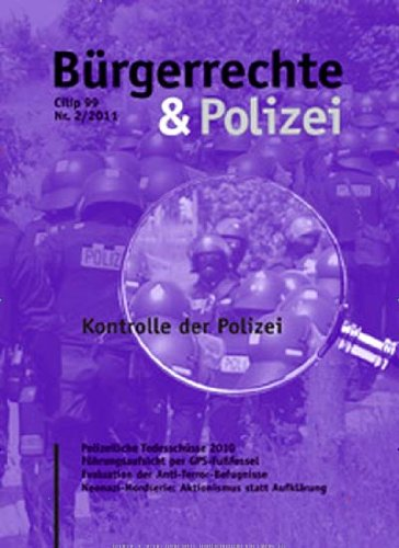 Bürgerrechte & Polizei CILIP [Jahresabo]