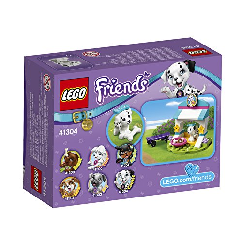LEGO Friends 41304 - Welpenpark